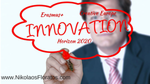 Innovation for exploitating EU programmes